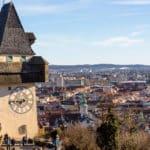 Weitreichende Umbauarbeiten am Grazer Schloßberg geplant