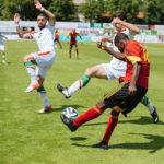 WM 2014: Kein Sieger bei WM-Test Iran gegen Angola in Hartberg