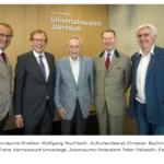 Universalmuseum Joanneum: Kurt Jungwirth als Präsident des Kuratoriums wiedergewählt