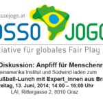 Zur WM 2014: Bio-fairer Fußball-Lunch im LAI Graz