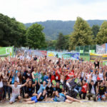 Eggenberger Auster: Schüler-Volleyball Turnier Summerbeach 2014