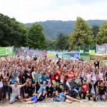 Eggenberger Auster: Schüler-Volleyball Turnier Summerbeach 2014