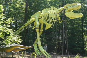 NEU: T-Rex im Styrassic Park