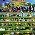 Wiesenfest Steiermark – Lieboch vom 14. bis 21. September 2014 – Programm