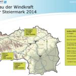 Windkraft in Österreich & Windkraft Ausbau in der Steiermark