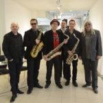 Jazzbrunch in der Brucker Kulturhaus-Kunstgalerie