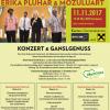 Erika Pluhar und MoZuluArt am 11.11.2017 in Gratwein-Straßengel