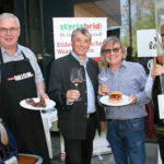 Wein & Schwein in der Vinofaktur Genussregal Südsteiermark