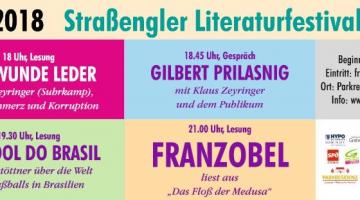 Eine runde Sache: das Straßengler Literaturfestival 2018